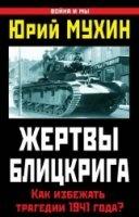 Книга Жертвы Блицкрига. Как избежать трагедии 1941 года?