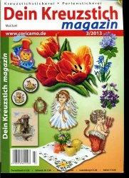 Журнал Dein Kreuzstich magazin №3 2013