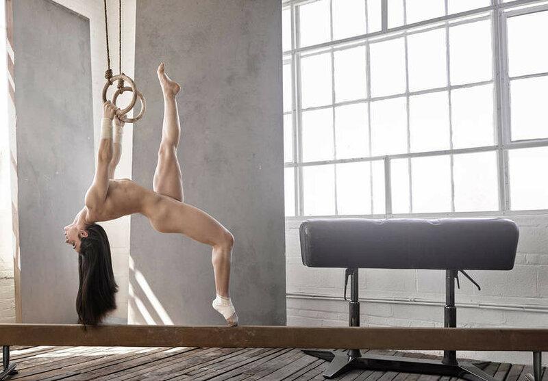 Эли Рейсман – гимнастика