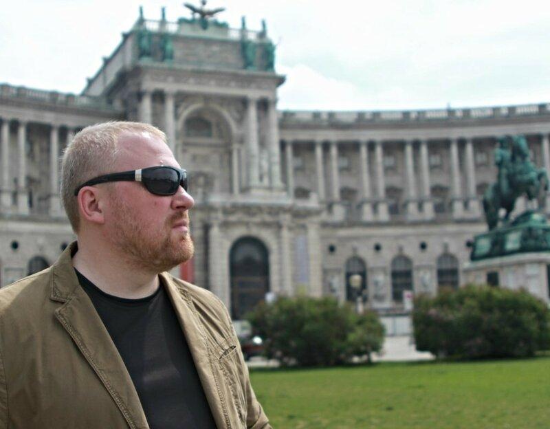 Юрий Горский | Вена, площадь Героев