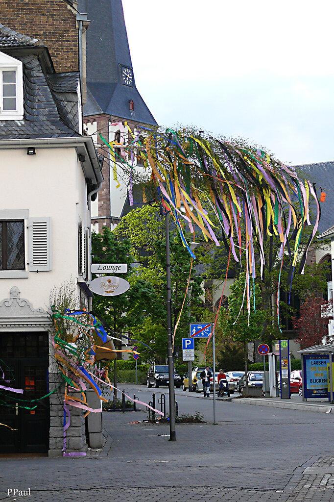 Первое Мая в Германии