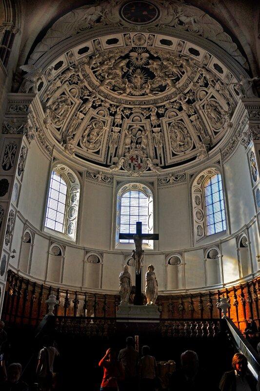 Трир. Купол собора Св. Петра.