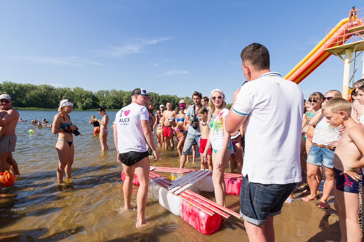 Water Bottle Race 9