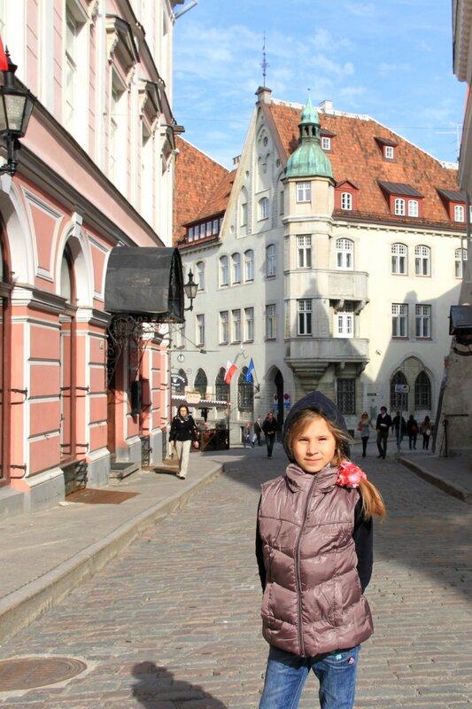 Eesti, Tallinn, Old town