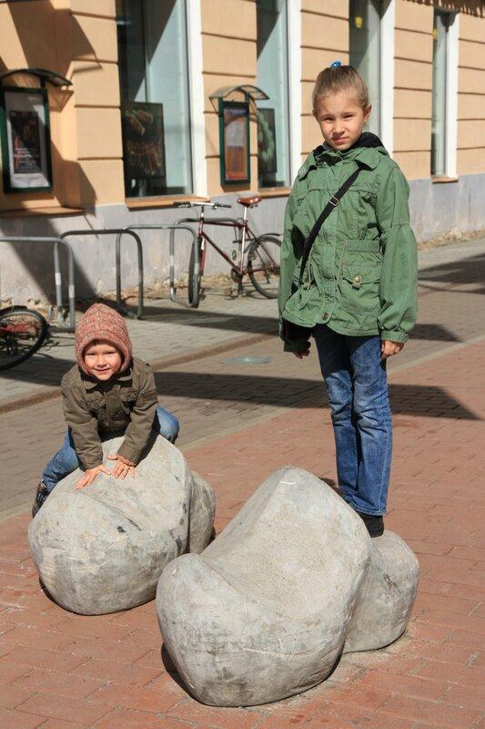 Эстония, Тарту, Ратушная площадь