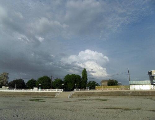 Развитие облаков