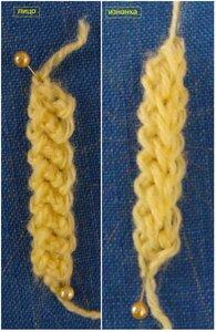 Шнуры, цепочки, тесьма - применение. Материалы, приспособления для их создания.  0_98d56_414329d4_M
