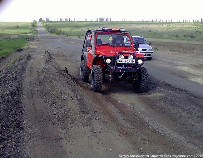 Украинский автобан