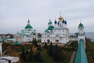 Ростов Великий территория монастыря