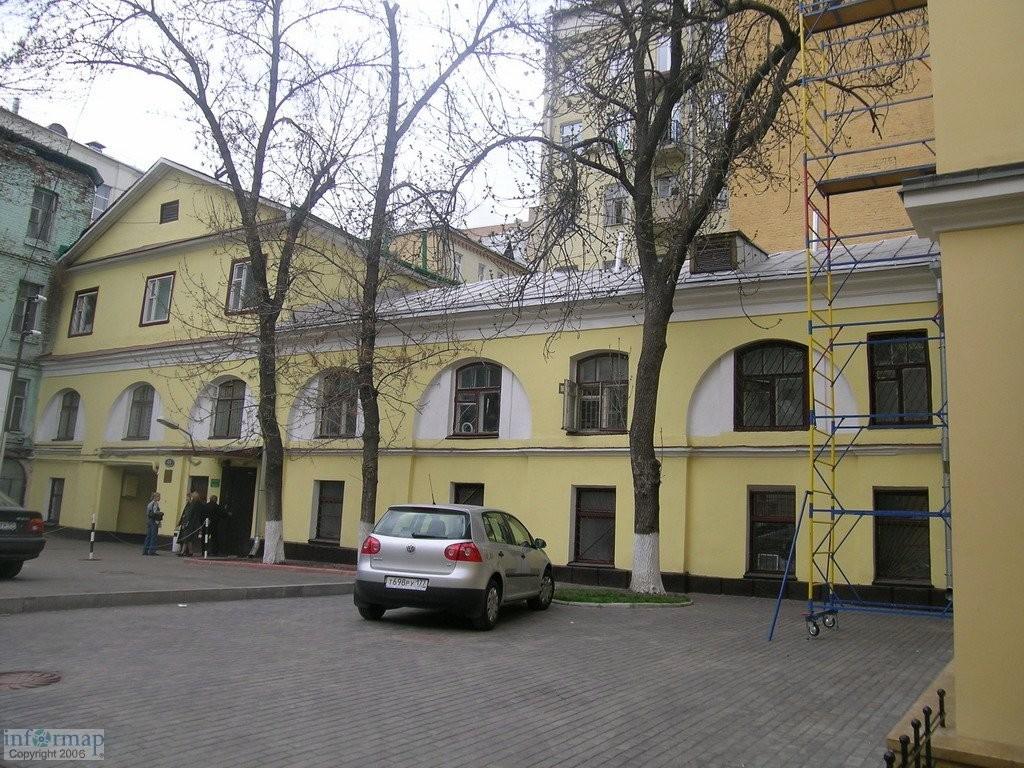 музей Глазунову