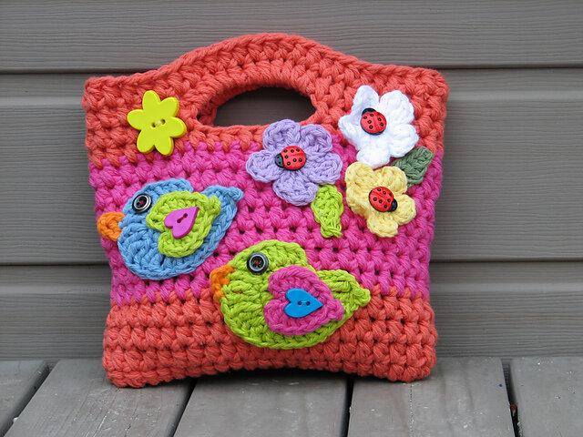 Детские сумочки (идеи)