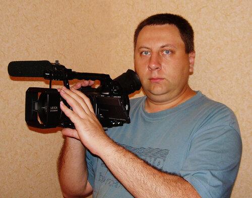 Денис Чиркин, профессиональный видеооператор на свадьбу в Пензе
