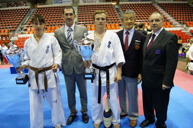 XXVI European Kyokushin Tournament