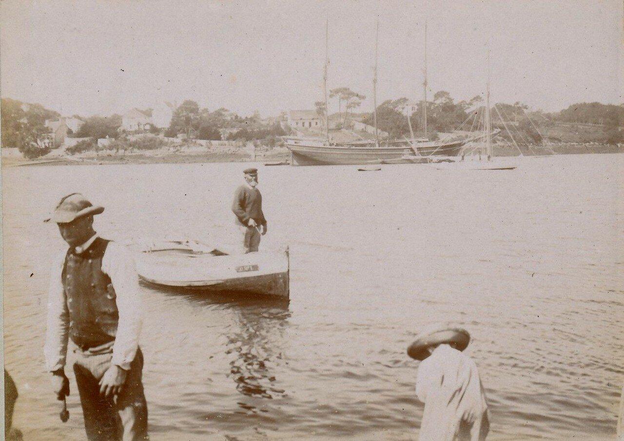 1900. Лодка