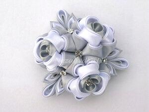 Прекрасные цветы канзаши 0_8daa0_3a8088d8_M