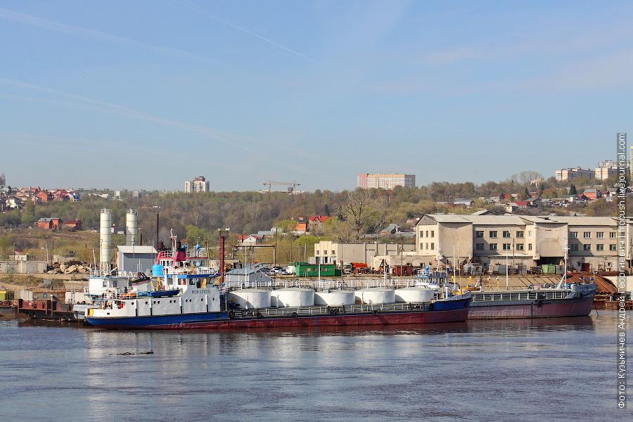 Нефтеналивное судно (переоборудован из сухогрузного теплохода) «Морозово» (проект 765Т, 1965 год постройки)