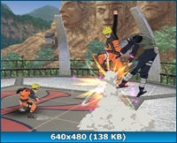 Naruto Shippuden: Clash of Ninja Revolution 3 [PAL] [Wii]