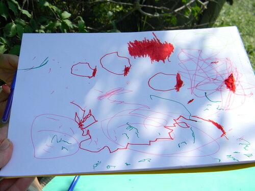 Выставка-конкурс детского рисунка. Розыгрыш призов 1 июня!