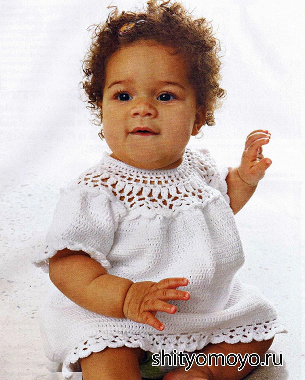 Детское платье машинное вязание схема фото 482