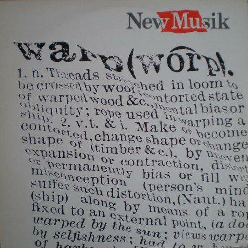 New Musik - Warp