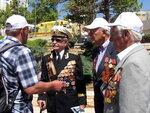 День Победы 9 мая 2012 года,Иерусалим