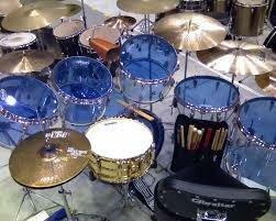 барабанщики