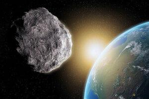 Сегодня вблизи Земли пролетит опасный для планеты астероид