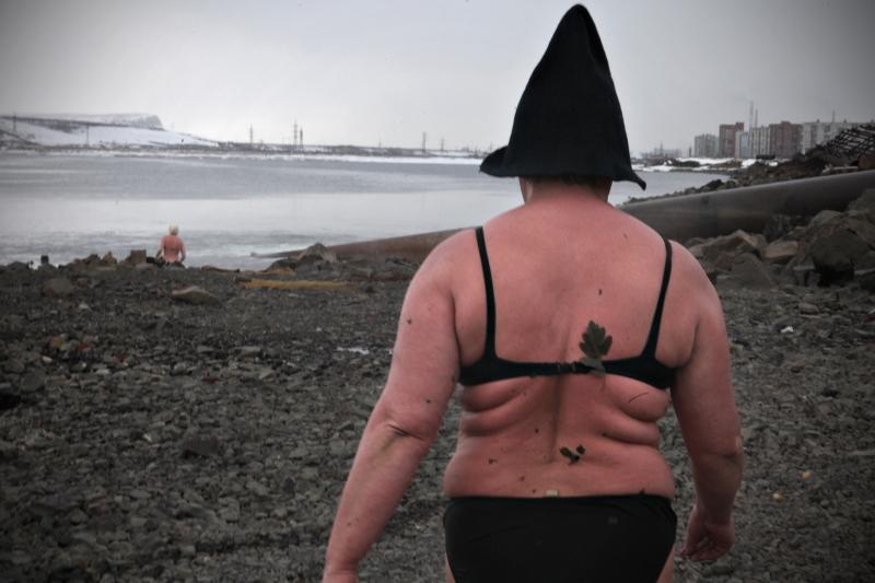 Фотограф года. Сергей Максимишин, из серии «Май в Норильске».