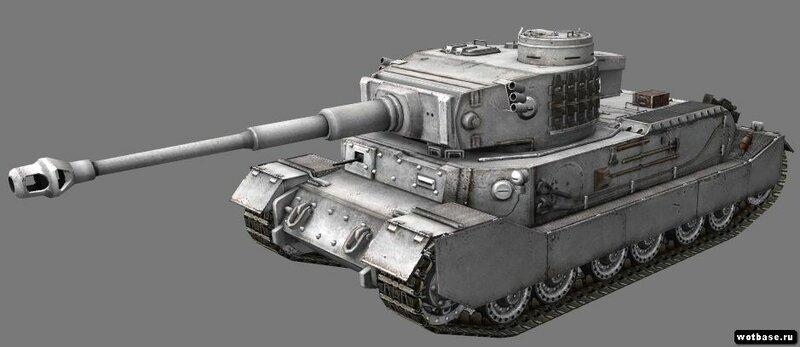 танк White Tiger