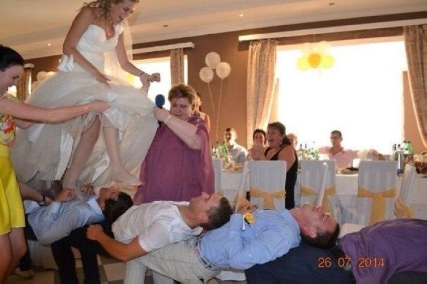 Интересные конкурс на свадьбе