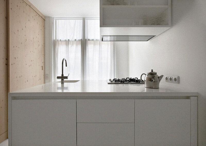 Дизайн маленькой квартиры в Амстердаме от компании i29 Interior Architects