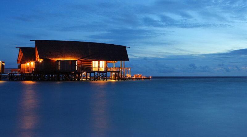 Cocoa Island Resort – неизменная роскошь на Мальдивах