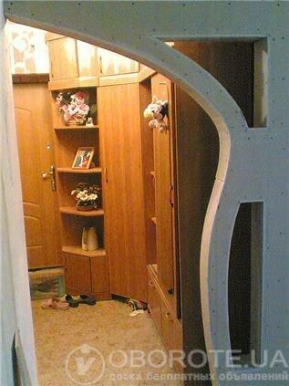 P.S. Вы увидите что арки из гипсокартона бывают так же и нестандартных форм.  Они воплотят в жизнь интересные идеи...