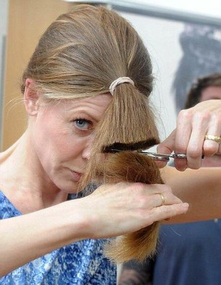 Как подстричь себя самому