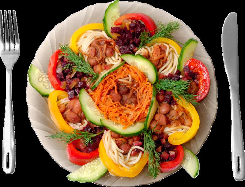 сбалансированная диета для похудения меню на неделю