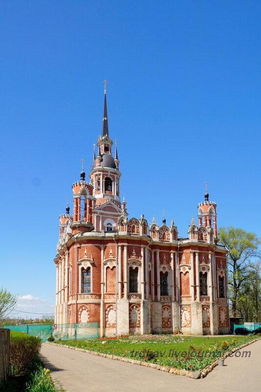 Ново-Никольский собор, Можайский Кремль, Можайск