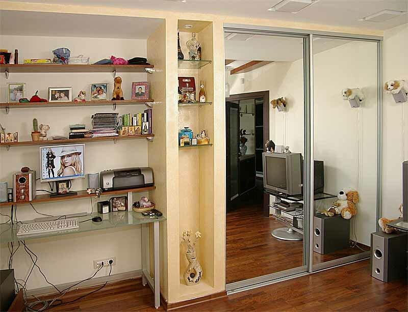Встроенный шкаф своими руками видео инструкция
