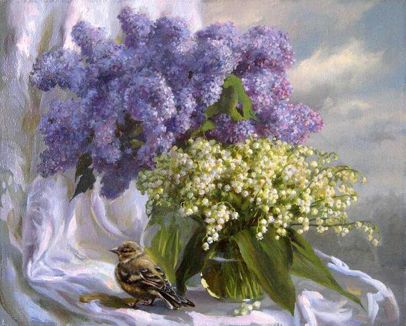 Калиновская Екатерина. Промелькнуло вспышкой лето, яркой бабочкой, мечтой