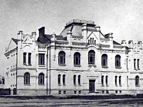 Мужская 1910, старая