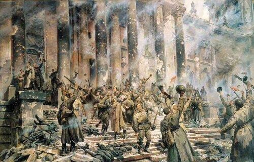 Что нужно знать о взятии Рейхстага