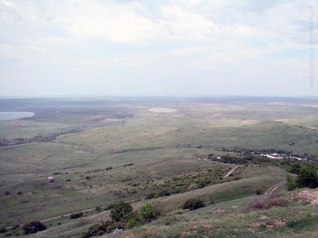 Вид на Сенглией