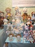 Куклы Ольги Рубцовой