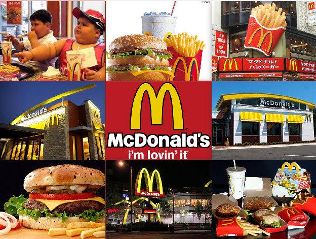 Франшиза McDonald's