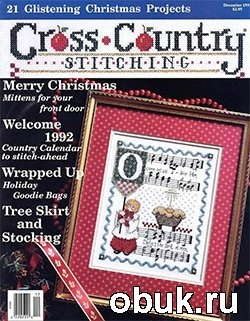 Книга Cross Сountry Stitching Vol.3, № 5 - November/December 1991