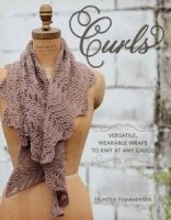 Книга Curls: Versatile, Wearable Wraps to Knit at Any Gauge