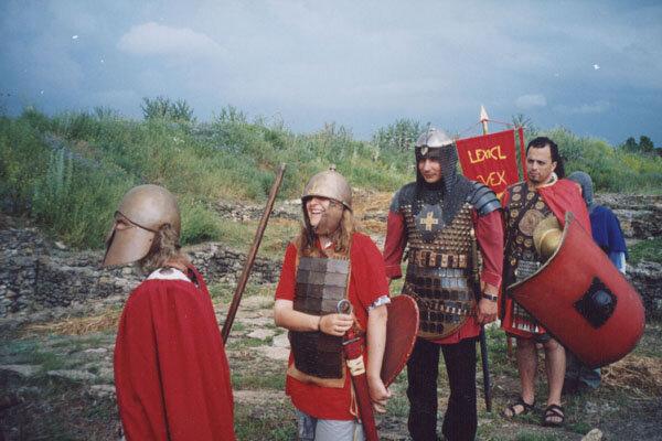 Танаис. Римляне, половцы, крестоносцы...