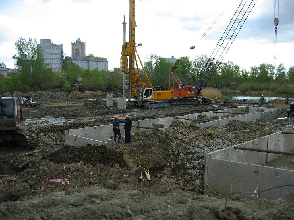 "Мост к ""Роднику"" (05-05-2012)"