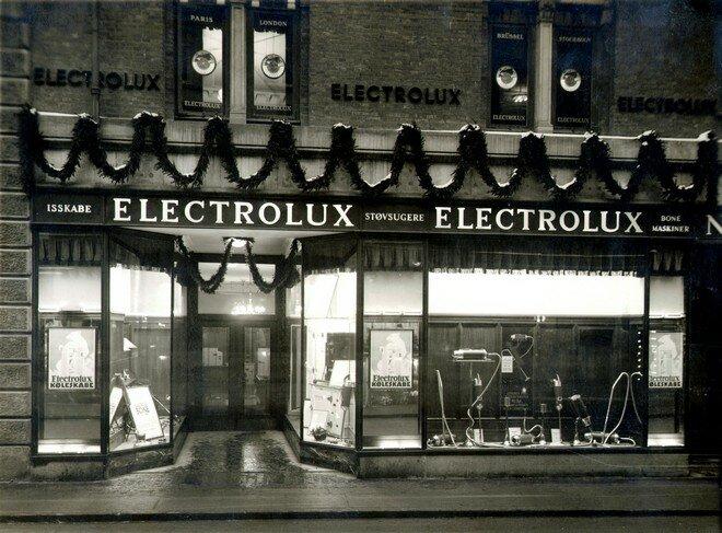 Офис в Копенгагене Electrolux