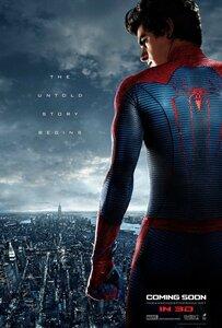 постер Удивительный человек-паук