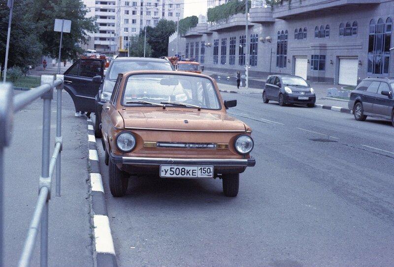 Машины из СССР